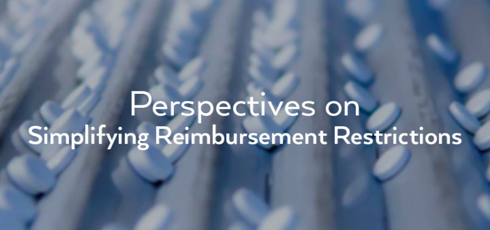 Simplifying Reimbursement Restrictions0ASimplifying Reimbursement Restrictions0APerspectives on Simplifying Reimbursement Restrictions.png